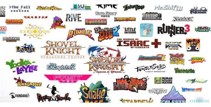 Nintendo Switch Indie Titles