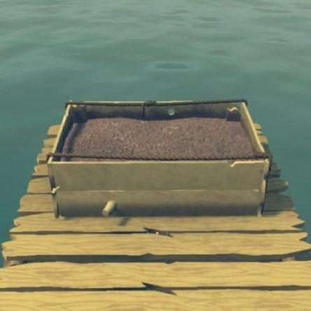 Raft Crop Plot Screenshot