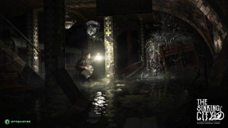 The Sinking City Screenshot 2