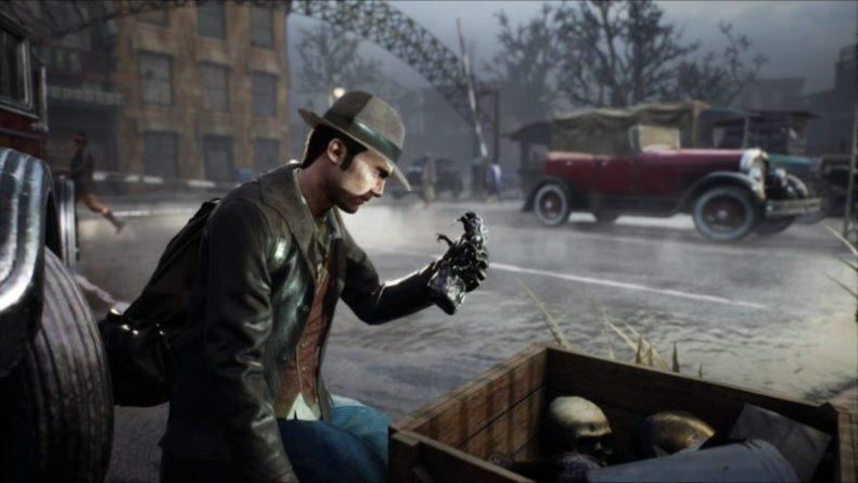 The Sinking City Screenshot 4