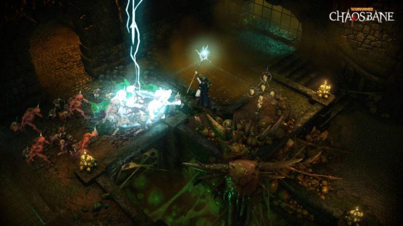 Warhammer Chaosbane Screenshot 2