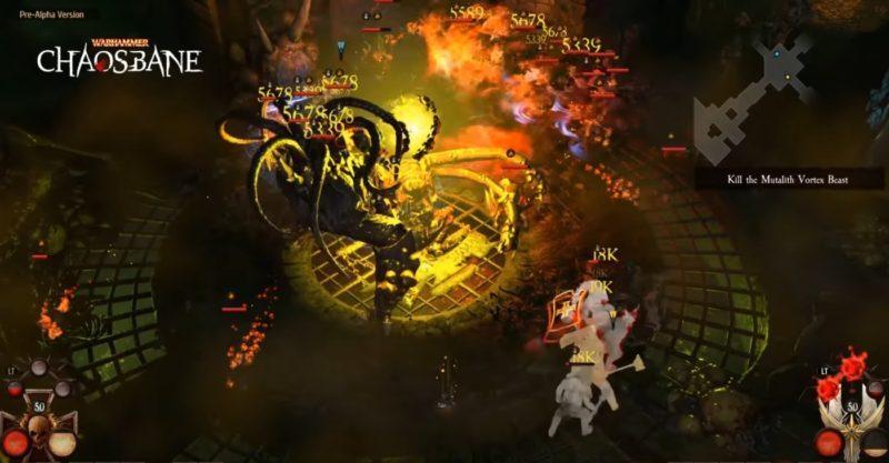 Warhammer Chaosbane Screenshot 3