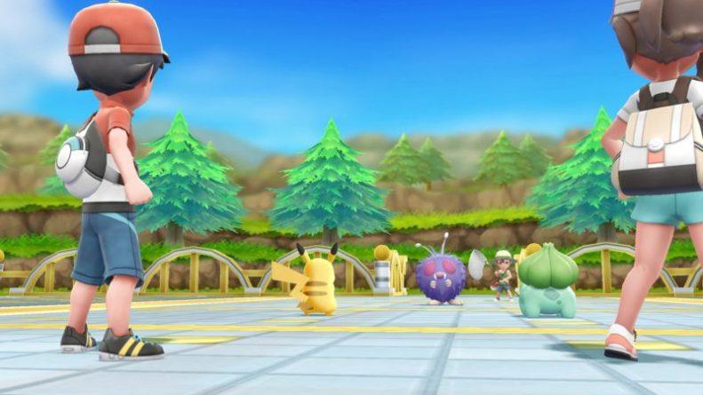 Pokemon Lets Go Screenshot 1