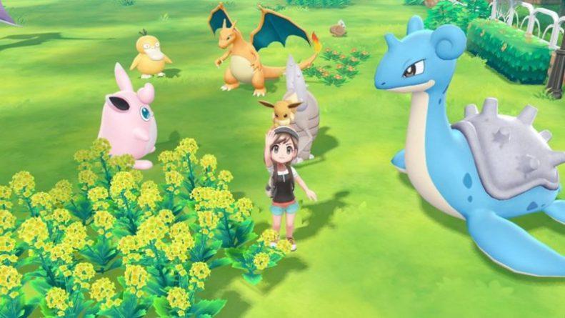 Pokemon Lets Go Screenshot 7