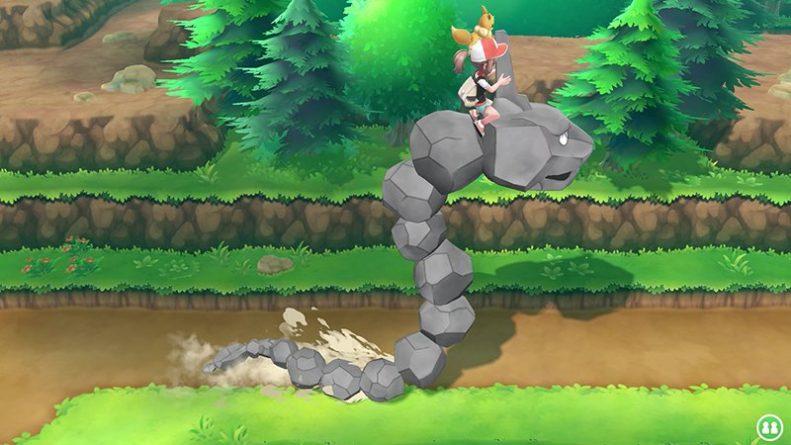 Pokemon Lets Go Screenshot 8