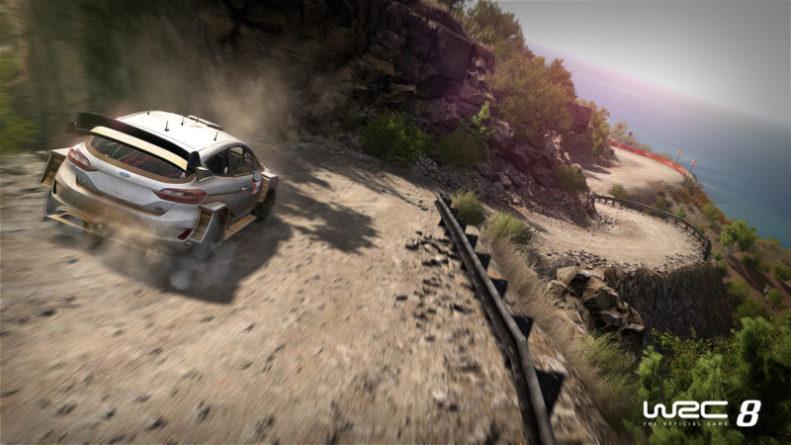 WRC8 Screenshot 3