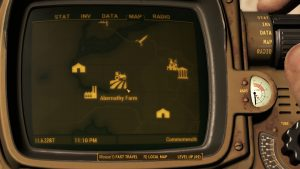 Fallout 4 Abernathy Farm Map Location