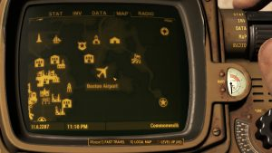 Fallout 4 Boston Airport Location Map