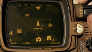 Fallout 4 Bunker Hill Location Map
