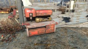 Fallout 4 County Crossing Workbench