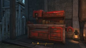 Fallout 4 Covenant Workbench