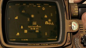 Fallout 4 Egret Tours Marina Map Location