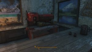 Fallout 4 Egret Tours Marina Workbench