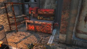 Fallout 4 Hangman's Alley Workbench