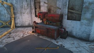 Fallout 4 Jamaica Plain Workbench