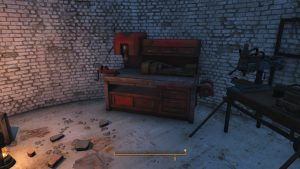 Fallout 4 Kingsport Lighthouse Workbench