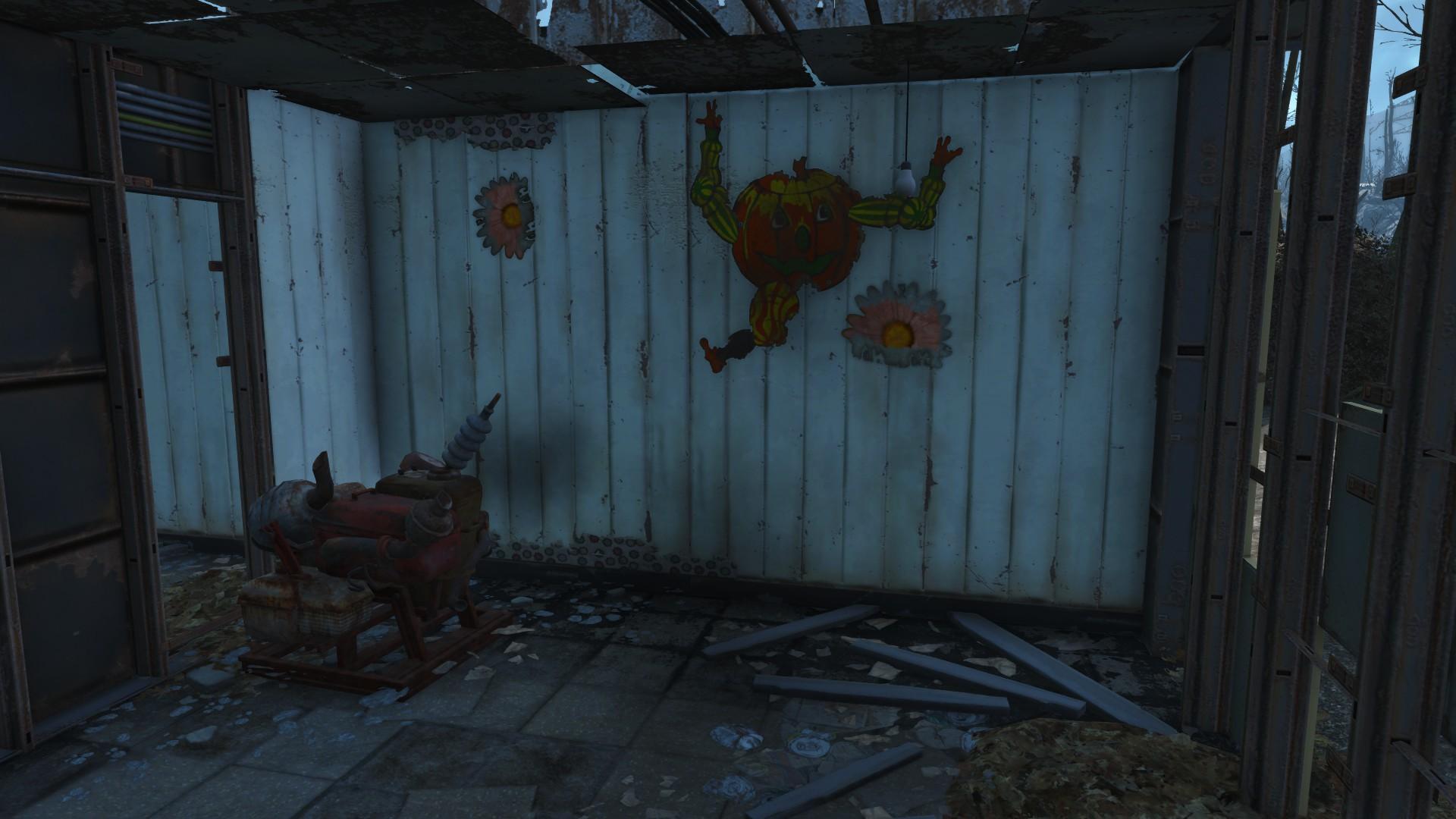 Fallout 4 Light NO CONDUIT