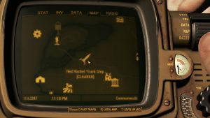 Fallout 4 Red Rocket Map Location