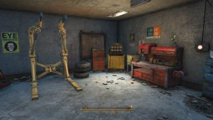 Fallout 4 Red Rocket Workbench