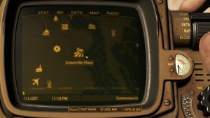 Fallout 4 Somerville Place Map Location