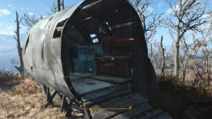 Fallout 4 Spectacle Island Workbench