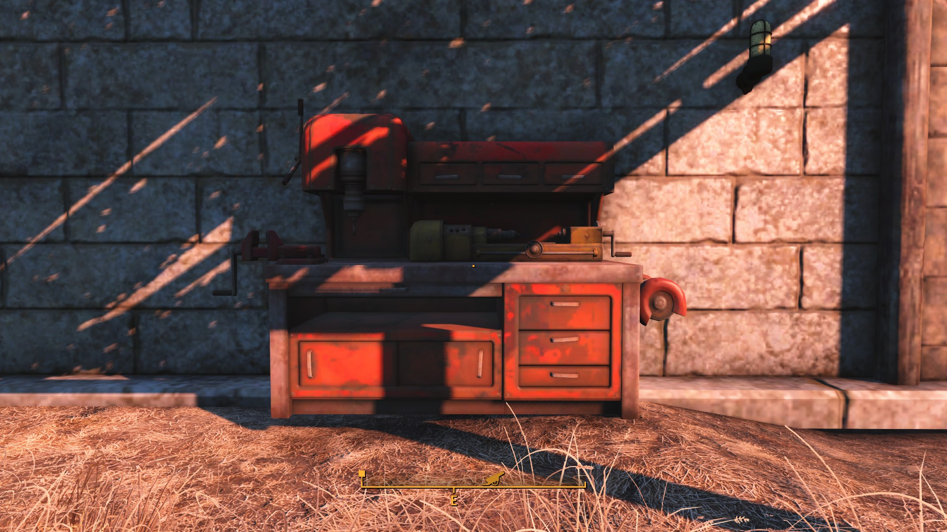 Fallout 4 The Castle Workbench