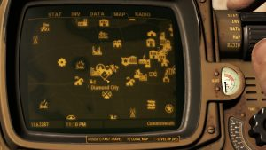 Fallout 4 The Homeplate Location Map