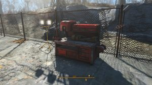 Fallout 4 The Slog Workbench