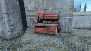 Fallout 4 Warwick Homestead Workbench