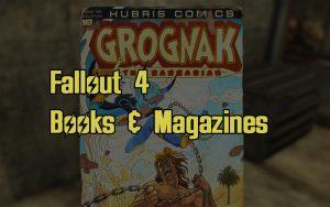 Fallout 4 Books Magazines Guide