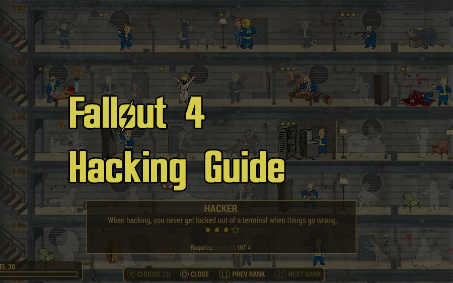 Fallout 4 Hacking Guide
