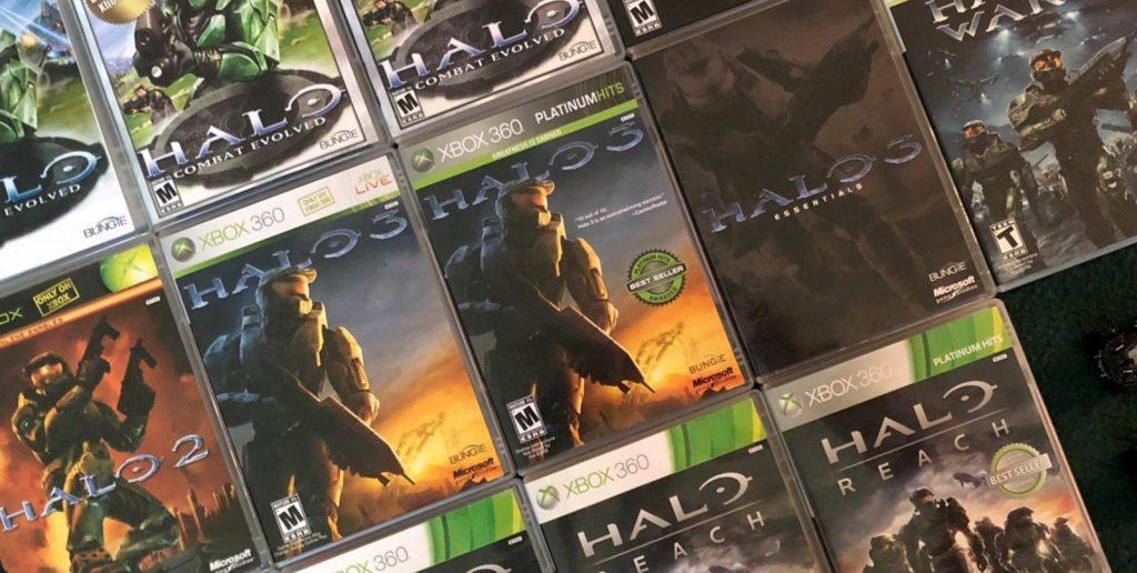 Halo Header Image