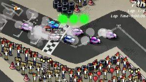 Super Pixel Racers Gameplay 4