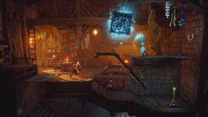 Trine 4 Co Operative Multiplayer Gameplay 3