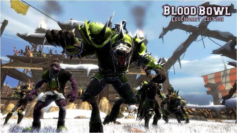 Blood Bowl Werewolf Undead Player