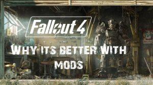 Fallout 4 Mods header