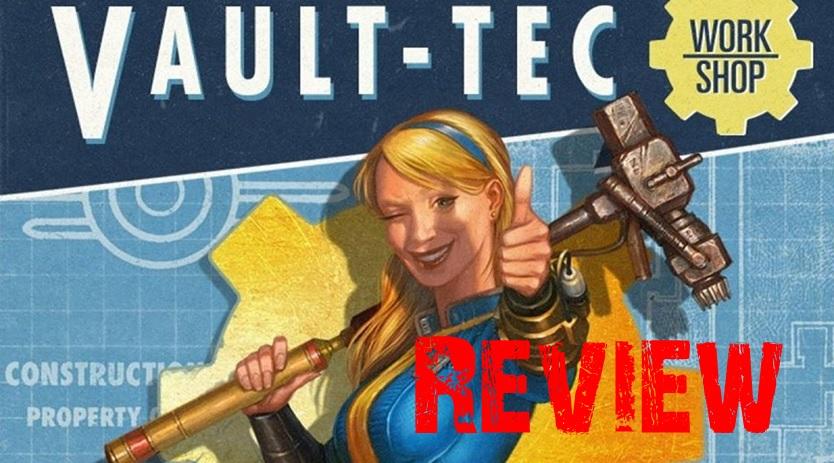 Fallout 4 Vault Tec DLC Header