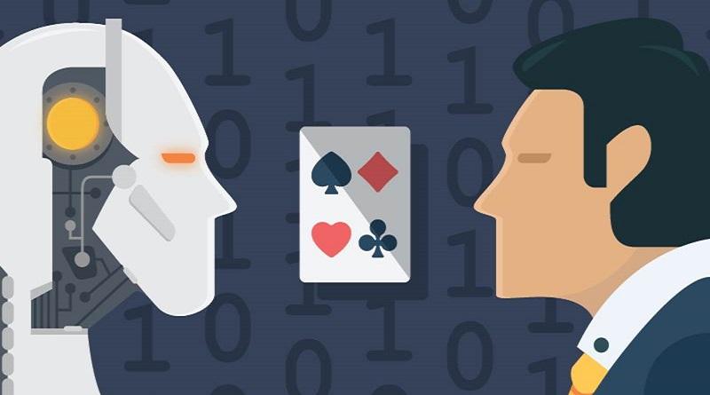Humans vs Ai Poker Infographic
