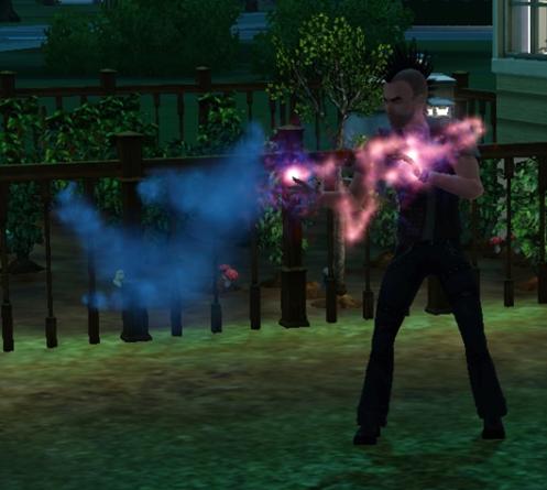 Magic Sims 3 Supernatural