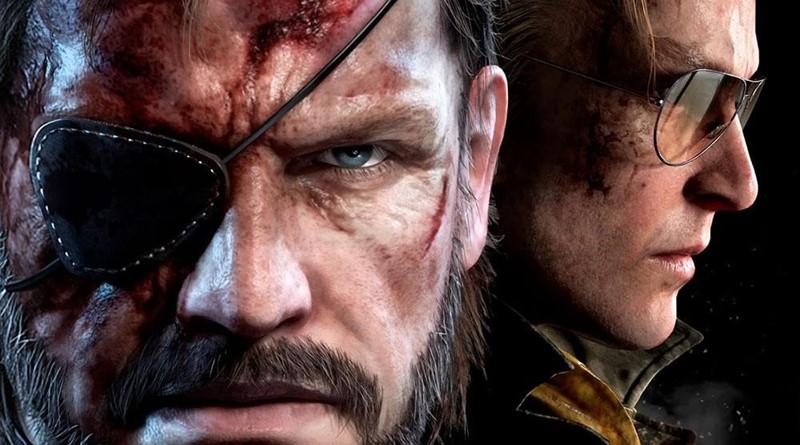 Metal Gear Solid V Ground Zeroes Header Image