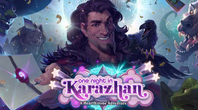 One Night in Karazhan Header Image