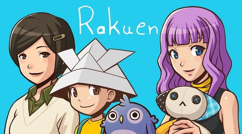 Rakuen Review Header