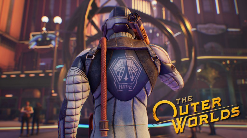 The Outer Worlds Obsidian Game of the Year Award 2019