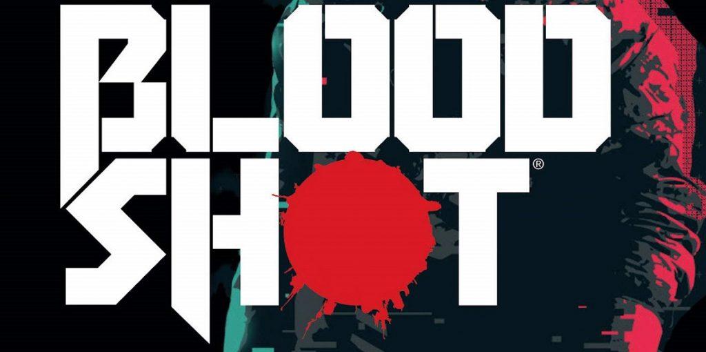 Bloodshot The Official Movie Novelization Front Cover Title Logo 1