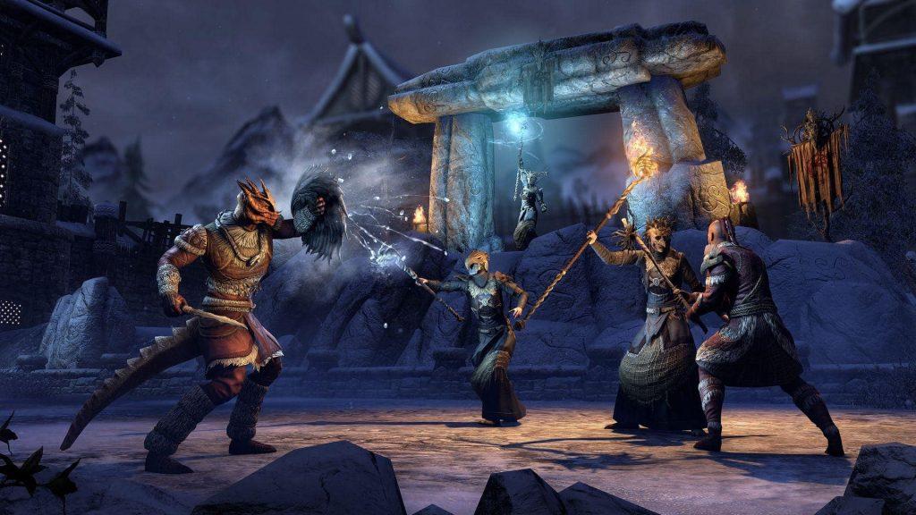 The Elder Scrolls Online Harrowstorm DLC and Update 25