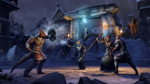 The Elder Scrolls Online Harrowstorm DLC and Update 25