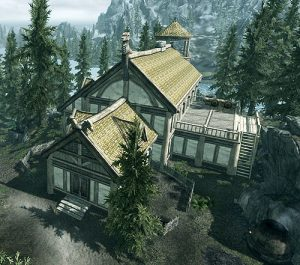 build a house in skyrim featured