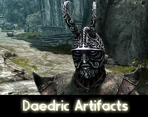 Daedric Artifacts
