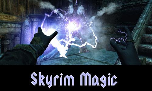 skyrim magic