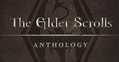 The Elder Scrolls Anthology Featured